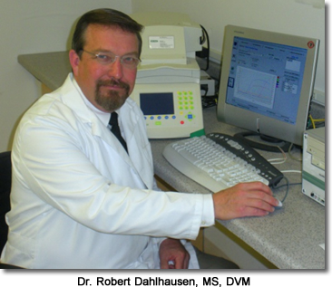 Dr. Robert Dahlhausen, MS, DVM