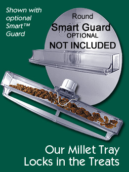 Millet Tray and Seed Guard