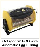 Octagon 20 ECO with Autoturn Cradle