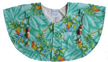 Tropical Bird Cape