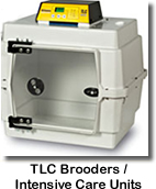 TLC Brooders & Intensive Care Units