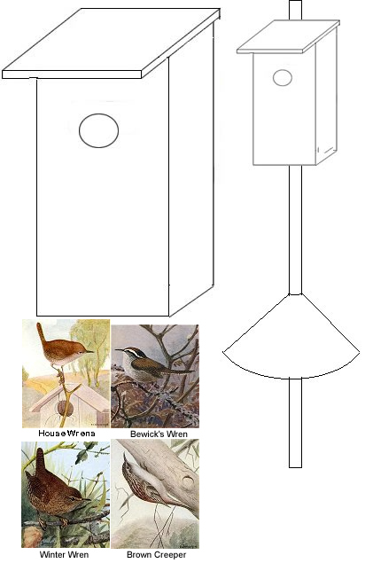 Nesting Box Woodworking Plans